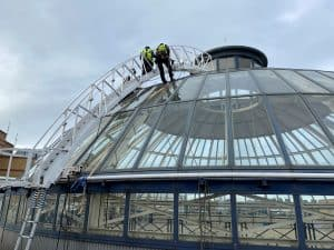 atrium leak repair