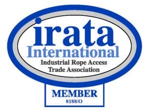 IRATA Member logo